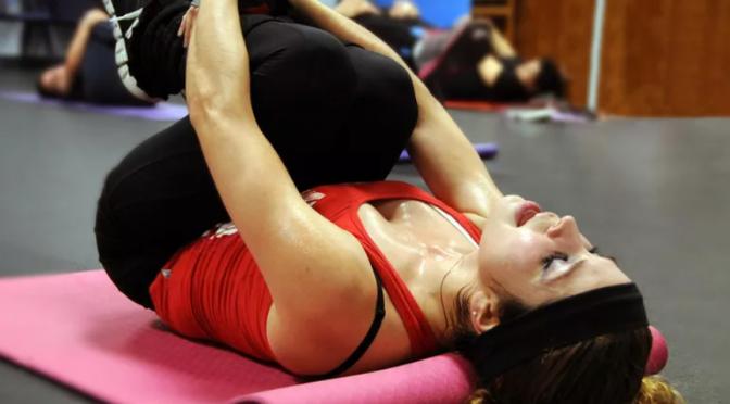 Упражнение Уильямса — самое простое и эффективное упражнение при боли в пояснице