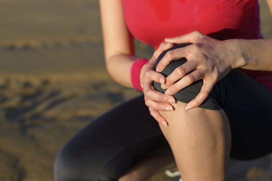 Боль и хруст в колене - как лечить?