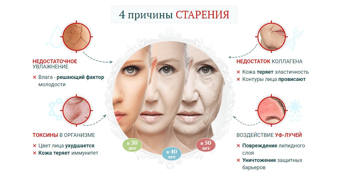 Коллаген и эластин — два составляющих красоты кожи