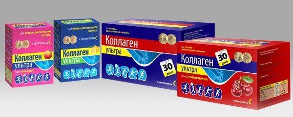 Гидролизат коллагена в сочетании с витамином С помогает купировать дегенеративные процессы в суставе.