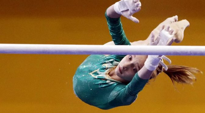 Травмы в гимнастике — первая помощь и лечение