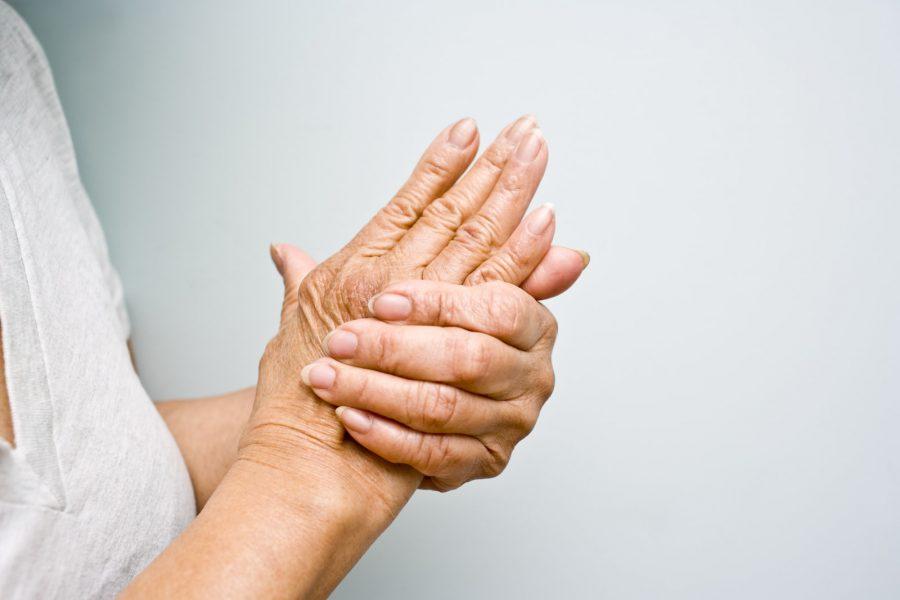 Типы и диагностика воспалительного артрита