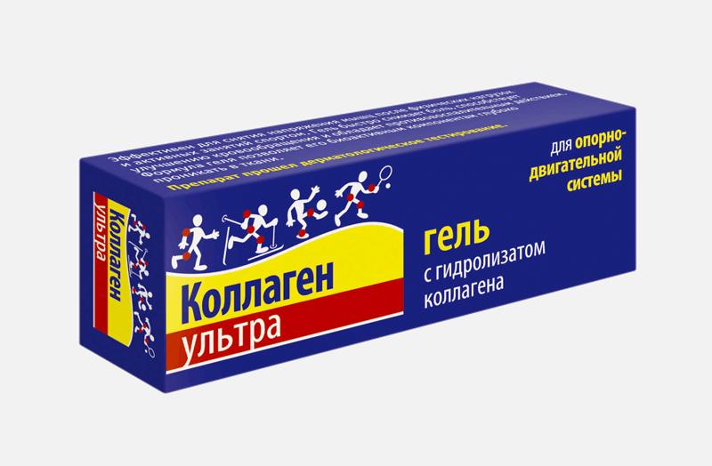гель Коллаген Ультра