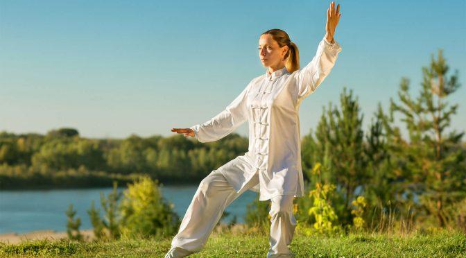 Китайская гимнастика для суставов Цигун. 10 простых упражнений для любого возраста