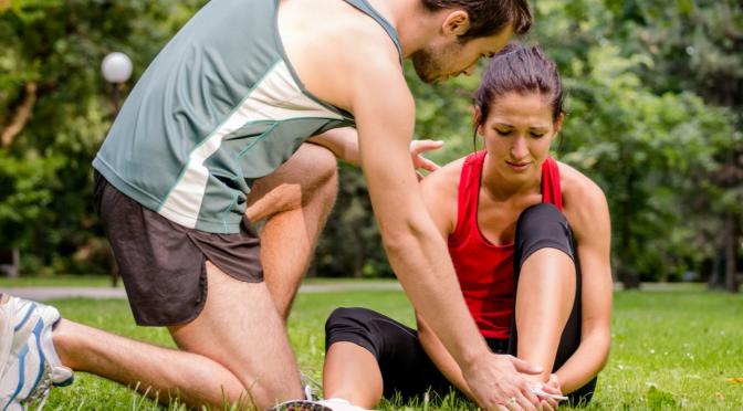 7 главных травм при беге