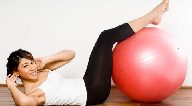 Упражнения для женщин после 40