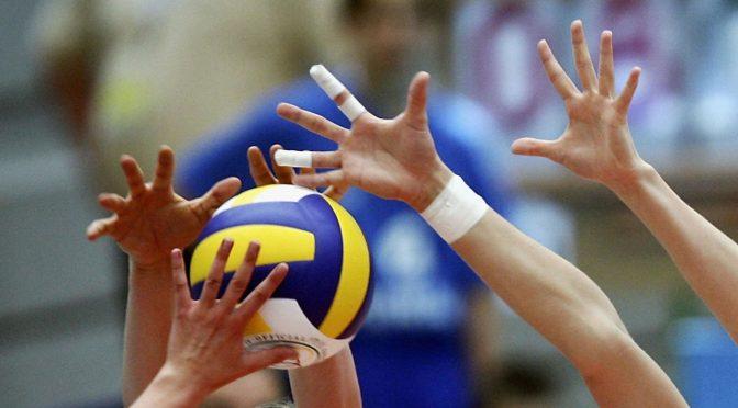 Травмы пальцев в волейболе